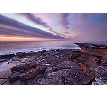 Looking South at Cape Banks, NSW Photographic Print