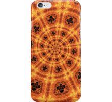 Fiery Kaleidoscope iPhone Case/Skin