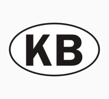 KB - Oval Identity Sign by Ovals