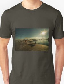 Barcelona Waterfront  Unisex T-Shirt