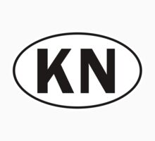 KN - Oval Identity Sign by Ovals