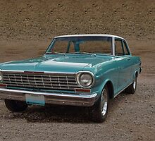 1962 Chevy II by TeeMack