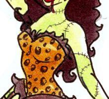 Frankie's Girl Sticker