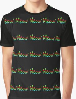 MEOW ~ Graphic T-Shirt