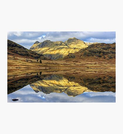 Langdale Reflections Photographic Print