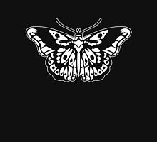 Butterfly Tattoo White Hoodie
