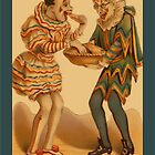 Vintage Monkey Pie Greetings  by Yesteryears