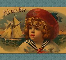 Yankee Boy Greetings by Yesteryears