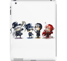 Kuroshitsuji - Black Butler  iPad Case/Skin