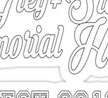 Property of Grey Sloan Memorial Hospital Sticker