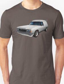 Illustrated HZ Holden Panel Van - White T-Shirt