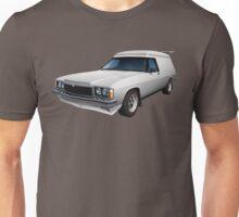 Illustrated HZ Holden Panel Van - White Unisex T-Shirt