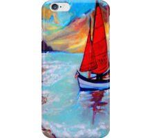 Freedom Sails iPhone Case/Skin