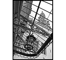 Brussels Town Hall Photographic Print