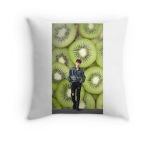 Seungri_ Kiwi .1 Throw Pillow