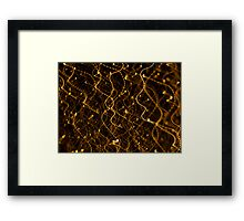 ...and a happy new year!!! Framed Print