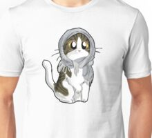 Kitty with scarf Unisex T-Shirt