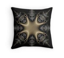 Space Condo Throw Pillow