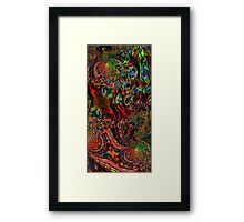 Passion's Song Framed Print