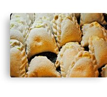 pastry Canvas Print