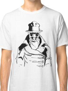 Rorschach from Watchmen Original Art Classic T-Shirt