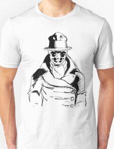 Rorschach from Watchmen Original Art Unisex T-Shirt