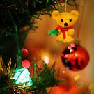 Christmas Tree Decorations by Phill Sacre