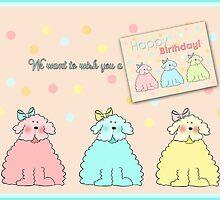 Happy Birthday! by Ellen van Deelen