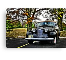1940 CADILLAC CONVERTIBLE Canvas Print