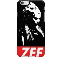 Zef Queen iPhone Case/Skin
