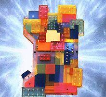 "Quantum Leap ""Gummy Bear"" Handlink by Rich Taylor"