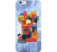 "Quantum Leap ""Gummy Bear"" Handlink iPhone Case/Skin"