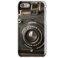 Kodak Brownie Camera iPhone Case/Skin