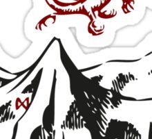 Erebor - The Hobbit Sticker