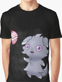 Pokemon - Espurr Poffin Graphic T-Shirt