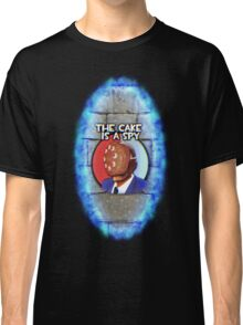 The Cake Is... A Spy?!? Classic T-Shirt