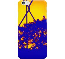 Wire Tree Afternoon iPhone Case/Skin