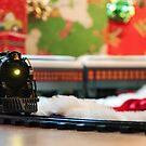 Christmas Train by Eddie Yerkish