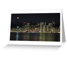 San Francisco Lights up the Holidays Greeting Card
