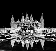 Temple Reflections by Krishan Bansal