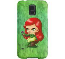 Chibi Poison Ivy Samsung Galaxy Case/Skin