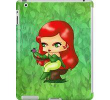 Chibi Poison Ivy iPad Case/Skin