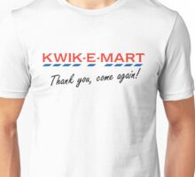 Kwik-E-Mart: Every little helps! Unisex T-Shirt