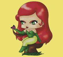 Chibi Poison Ivy 2 Kids Clothes