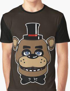 Five Nights at Freddy's - FNAF - Freddy Fazbear  Graphic T-Shirt