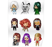Chibi Villainesses 2 Poster