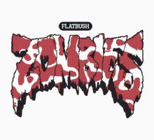 Flatbush Zombies Logo by tompupavac