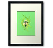 Chibi Enchantress Framed Print
