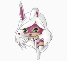 Chibi White Rabbit T-Shirt