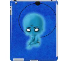 Chibi Dr. Manhattan iPad Case/Skin